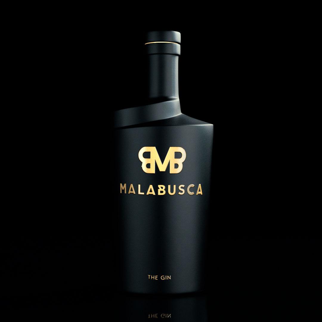 Botella Malabusca Gin